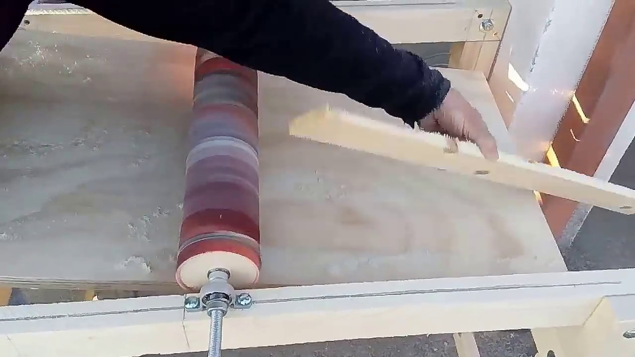 Strumenti Per Lavorare Il Legno : Tavolo e attrezzi autocostruiti per lavorare il legno youtube