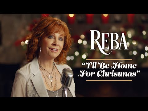 "Reba's MY KIND OF CHRISTMAS - ""I'll Be Home For Christmas"""