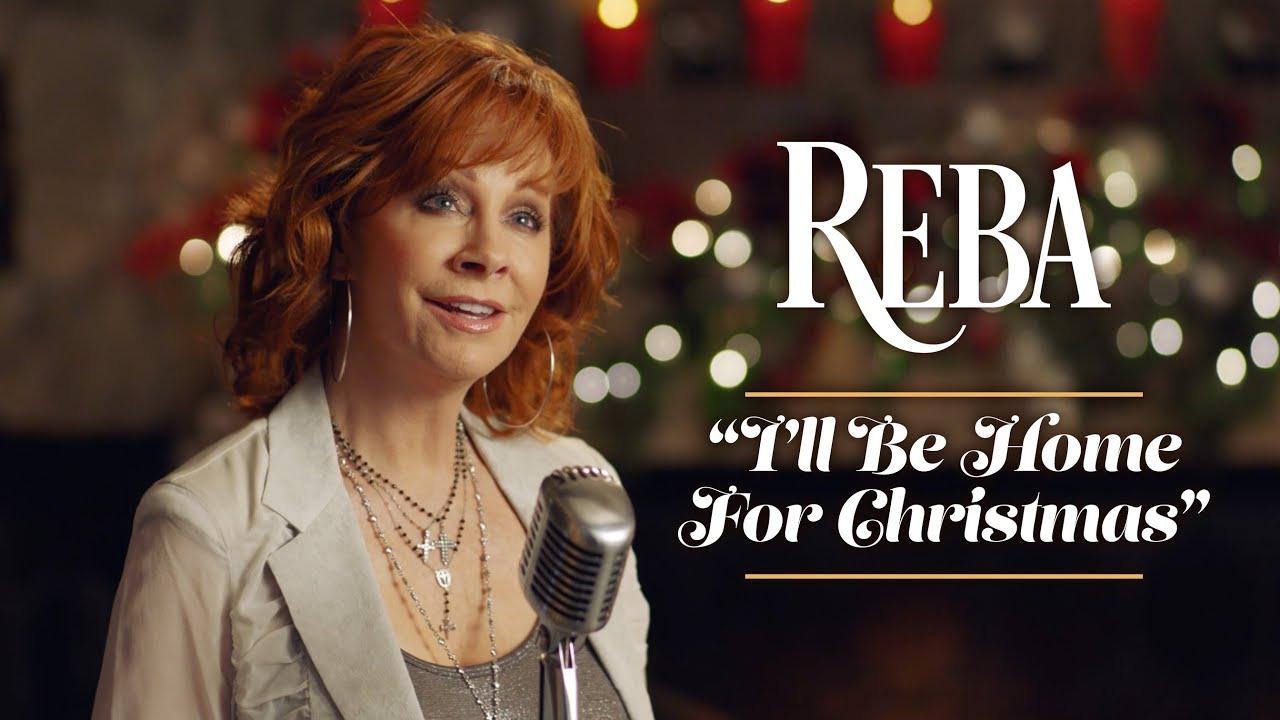 Ill Be Home For Christmas Dvd.Reba S My Kind Of Christmas I Ll Be Home For Christmas