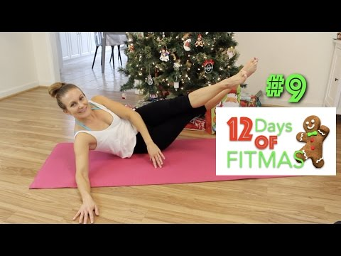 12 minute ab workout i how to get abs at home i 12 days of