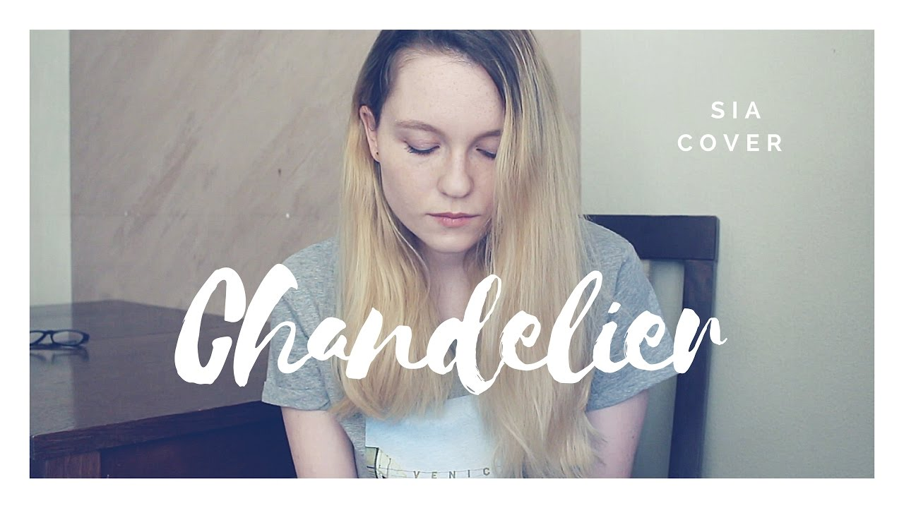 Mesmerizing Chandelier Piano Version Cover Gallery - Chandelier ...