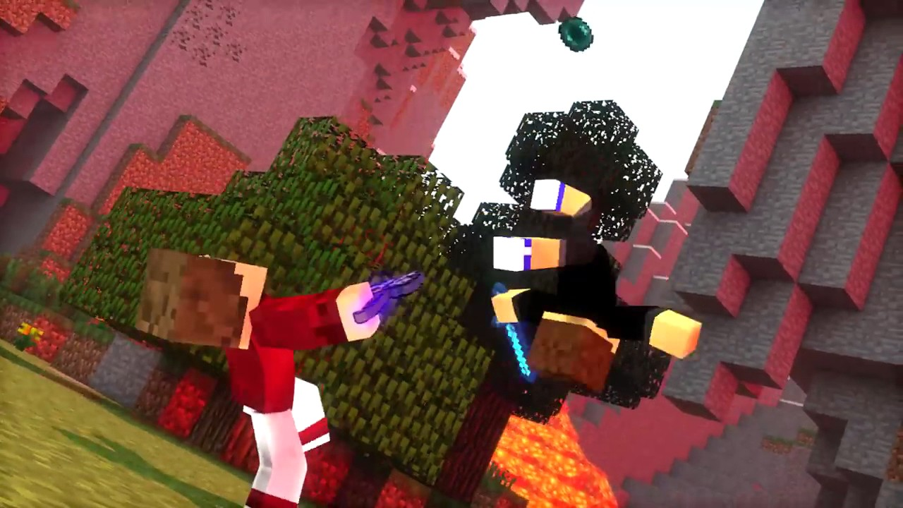 Amazing Minecraft Animation Intro Template By Tcool Dzn