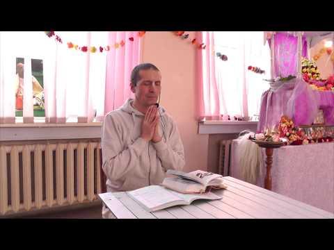 Бхагавад Гита 4.7 - Яшода-дулал прабху