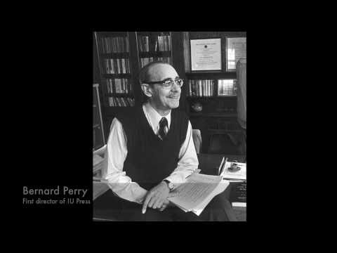 Indiana University Press: 60 Years in 60 Seconds - Episode 1