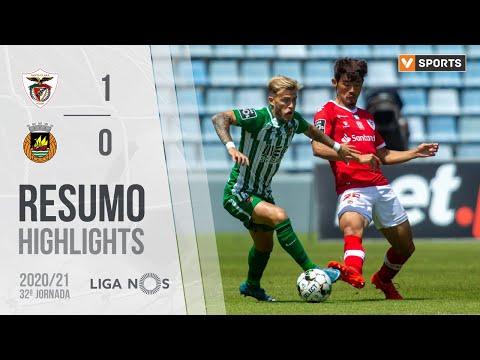 Santa Clara Rio Ave Goals And Highlights