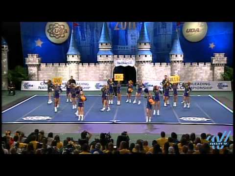 morehead state university all girl division i finals youtube