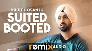 Suited Booted (Audio Remix) | Diljit Dosanjh | Latest Punjabi Songs 2019 | Speed Records