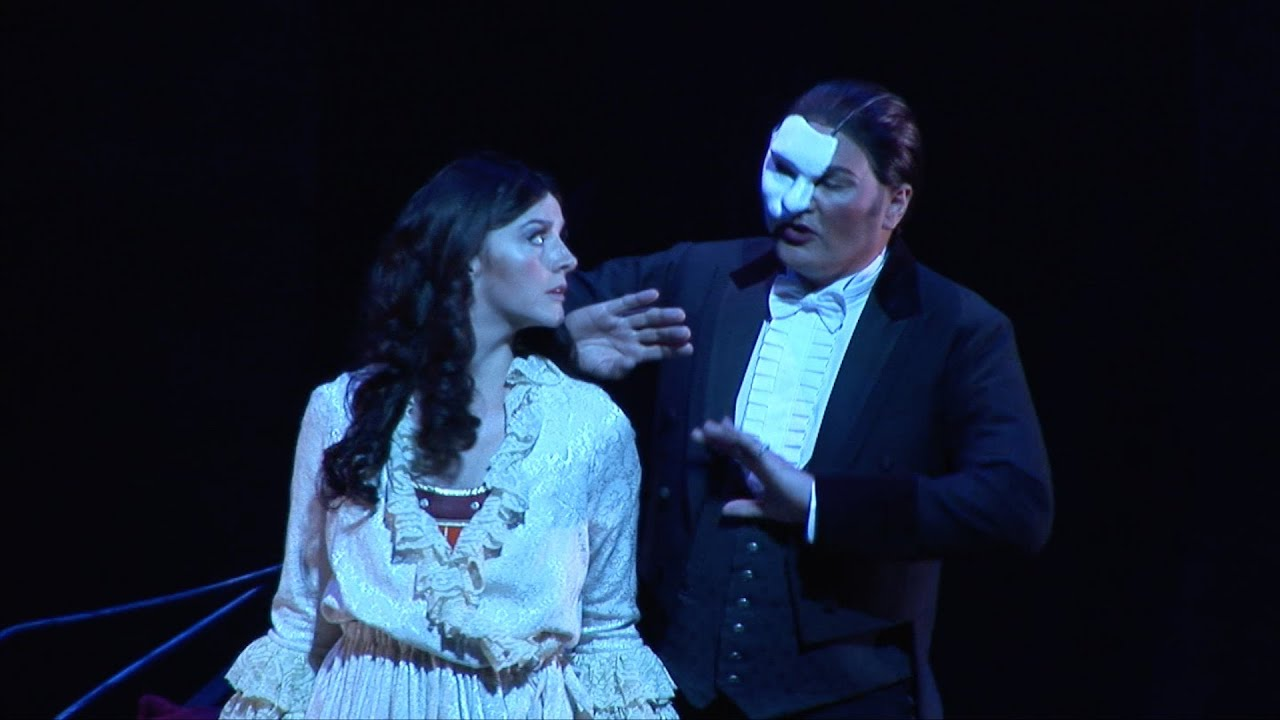 phantom of the opera characters