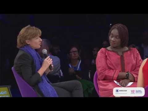#WF14 - Women's empowerment: Bearing witness to the changes