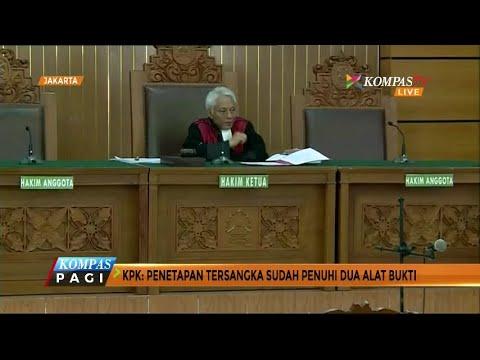 KPK: Penetapan Tersangka Setnov Penuhi 2 Alat Bukti