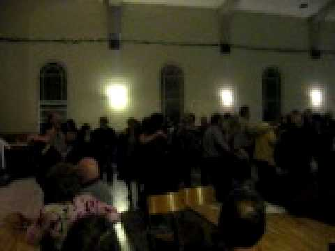 The Barn Dance at the Old Time Dance