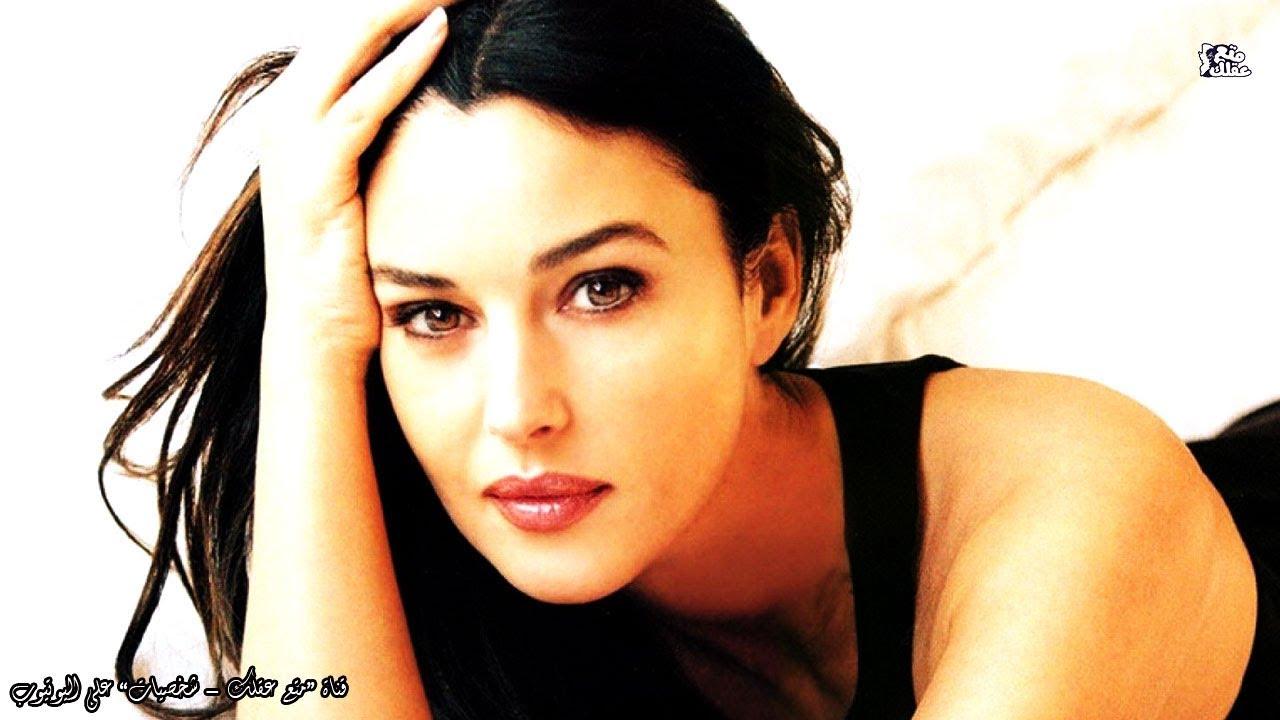 مونيكا بيلوتشى | رمز الجمال والانوثة - أجمل نساء العالم !