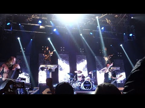 Skillet live full show @ the house of blues in las vegas 8/31/19 mp3