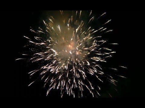 HD Fireworks Finale - Berkeley Heights 2017