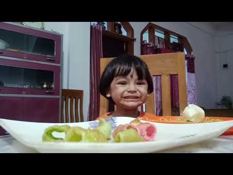 ||Funny baby loves food||baby eating video||ASSAMESE||cute baby