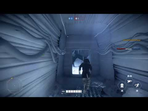 Star Wars Battlefront 2- Han, Chewie & Luke Combo | 2 Games | HvV | Ft. Wazza03996 & Hamo_d
