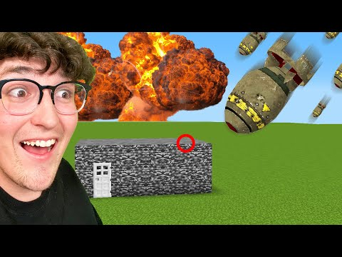 Testing Nuclear Hacks To See If They Work In Minecraft