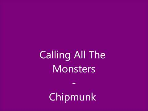 China Anne McClain   Calling All The Monsters   Chipmunks
