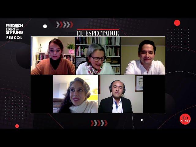 Live El Espectador - #ParidadYa en la Reforma al Código Electoral aprobado en primer debate