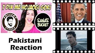 Pakistani React | FAIRNESS CREAMS KAY WAADAY | AWESAMO SPEAKS | SANA'S BUCKET | KhujLee Family