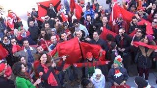 Le 40e anniversaire de la marche verte fièrement célébré au Canada