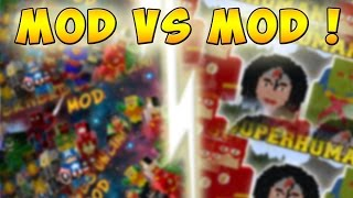 mod-vs-mod-superheroes-unlimited-mod-vs-project-superhuman-mod