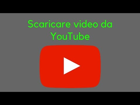 TUTORIAL:Scaricare video da youtube(dredown)