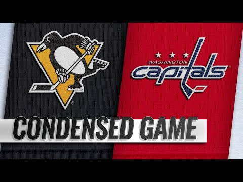 12/19/18 Condensed Game: Penguins @ Capitals