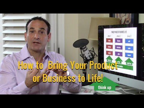 How to Bring Your Product or Business to Life - Mel Abraham
