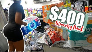 Yall Was Right! 😢 $400 Family Of 4 Walmart Grocery Haul | Nothing But Pregnancy Cravings?