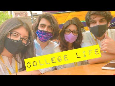 COLLEGE LIFE IN KARACHI | ft CEDAR COLLEGE