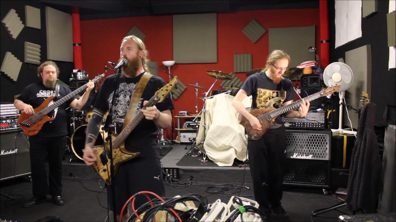 Stone Wolf Guitars - Catalyst 7 & Æsc Demo by Hærken