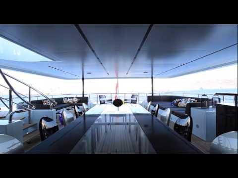Benetti Ocean Paradise, il più grande yatch del Cannes Yatching Festival 2014