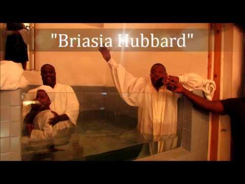 Baptism Ceremony Progressive Union M.B.C