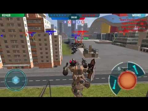 War Robots|онлайн стрелялки