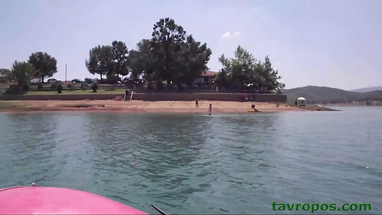Λιμνη Πλαστηρα Ο Διαπλους της Λιμνης Αυγουστος 2012 /Crossing of Lake PLastitriras 2012-avropos.com