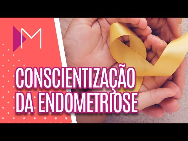 Mês de conscientização da endometriose - Mulheres (26/03/2019)