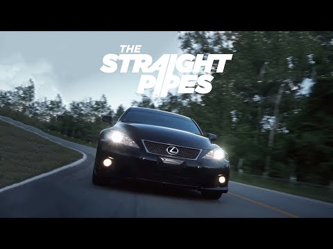 Lexus ISF Review - V8 Monster
