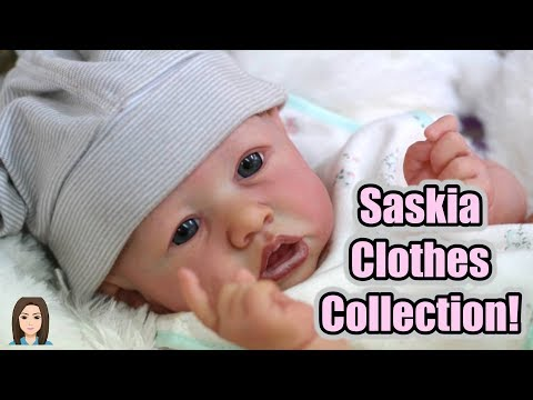 Reborn Baby Saskia's Clothes Collection! Expecting a Baby from nlovewithreborns2011 | Kelli Maple