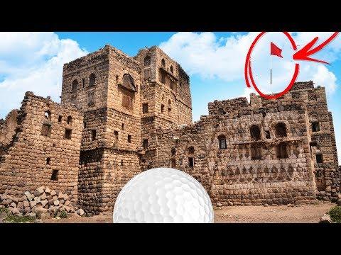 STONE TOWN! - Golf It
