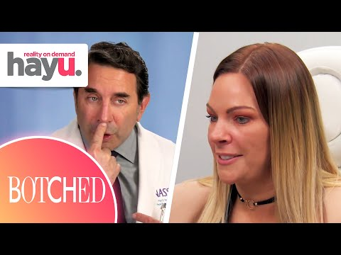Dr Nassif Agrees to Save Three-Time Failed Nose Job | Season 6 | Botched