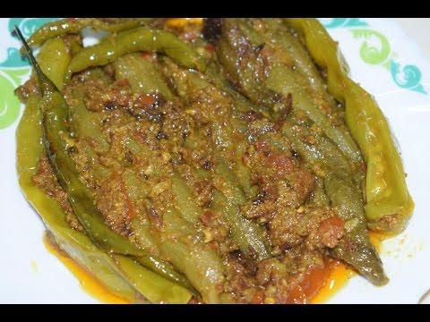 Bharva Turai | Stuffed Zucchini | Tasty Dish | भरवां तोरई