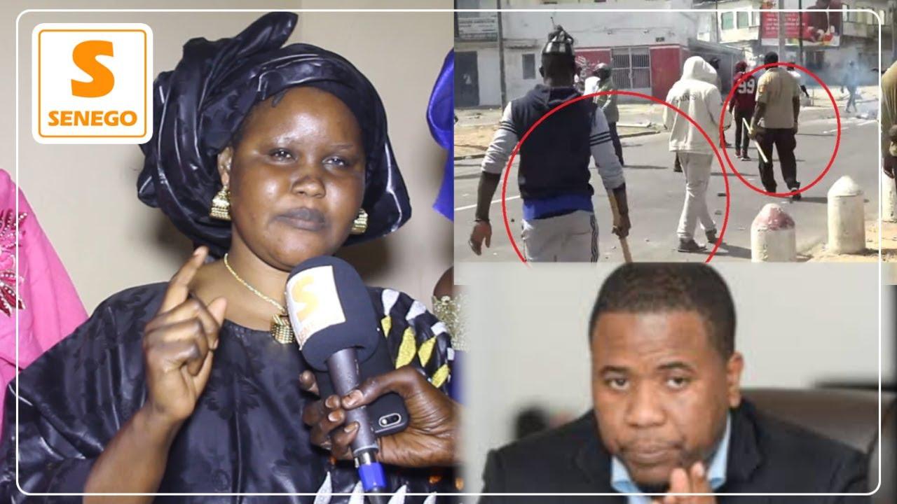 Download Les femmes  du parti ''Gueume sa bopp'' de Touba  déplorent l'attaque  du cortège de Bougane Gueye