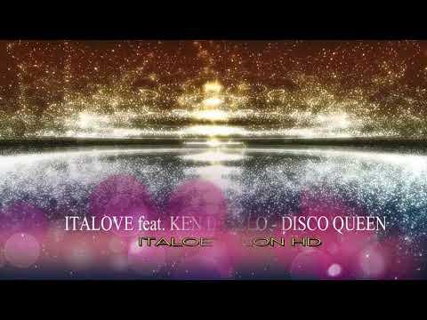 ITALOVE feat. KEN LASZLO - DISCO QUEEN ( Electro Synth-Pop Mix )