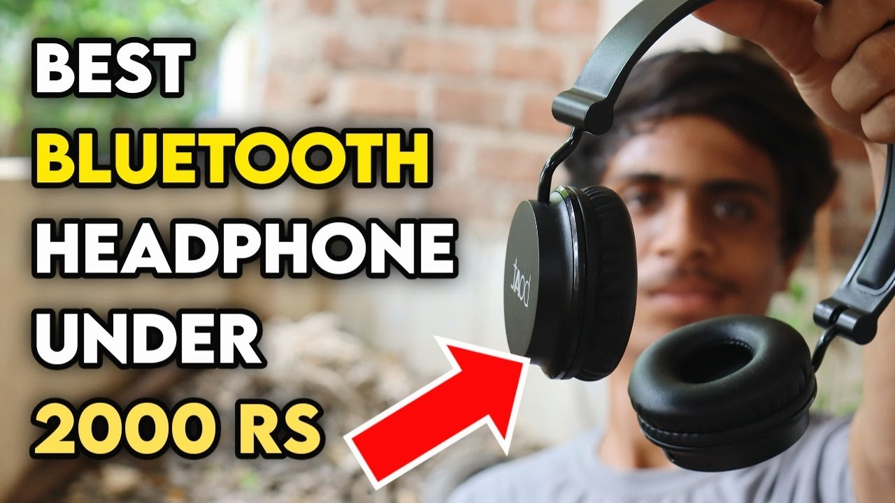 Best Bluetooth Headphones Under 2000 Best Wireless Headphones Under 2000 Rs Youtube