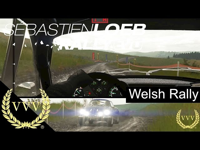Sebastien Loeb Rally EVO - Welsh Rally