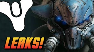 Destiny - ALL House of Wolves Leaks & Release Date!
