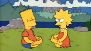 The Simpsons - Lisa tries to clear Bart