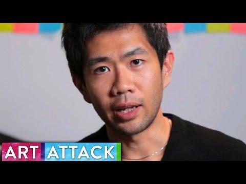 Animator & Artist Boey talks Styrofoam Cup Art, Inspiration, & Happiness   Art Attack