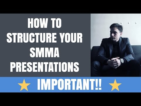 How To Structure A Social Media Marketing Presentation (IMPORTANT)